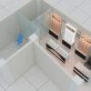 optical shop 3d design