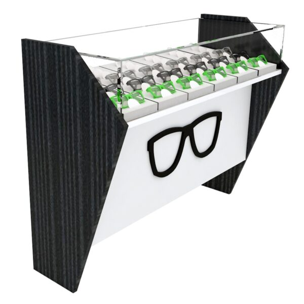 optical shop counter design