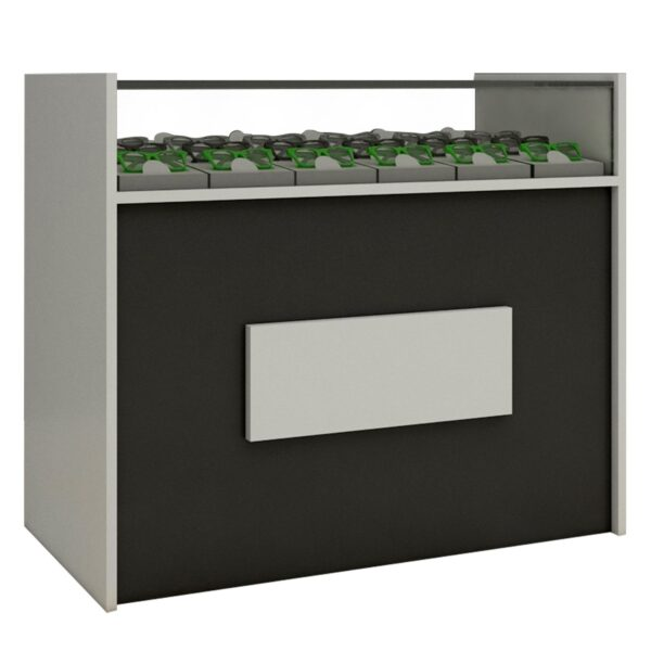 Optical Retail Display Counter