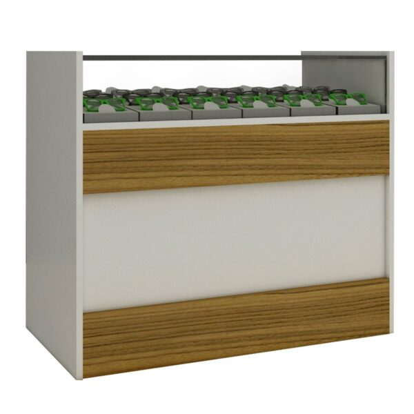 store counter display